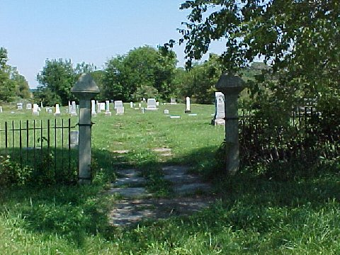 Maple Grove (Olvey) Cemetery